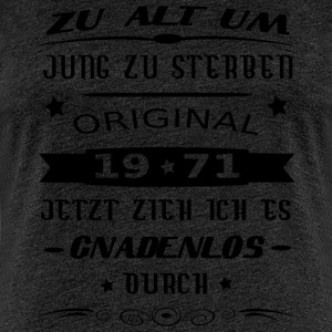 Original 1971 T-Shirts - Frauen Premium T-Shirt