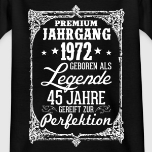 45-1972-legend - perfection - 2017 - DE Shirts - Teenage T-shirt