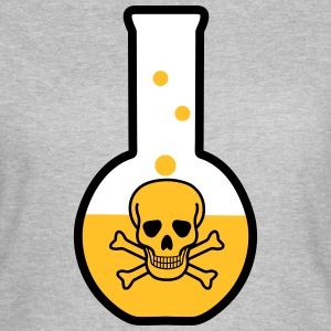 Test tube, chemistry T-shirts - Vrouwen T-shirt