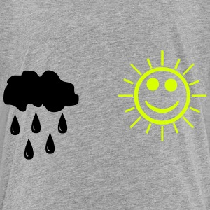 Rain and sunshine Tee shirts - T-shirt Premium Enfant