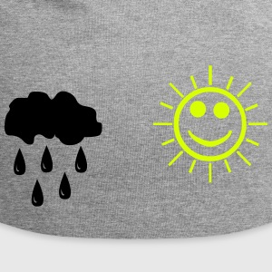 Rain and sunshine Caps & Hats - Jersey Beanie