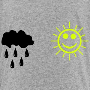 Rain and sunshine Shirts - Teenage Premium T-Shirt
