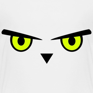 Owl, eyes, bird Shirts - Kids' Premium T-Shirt