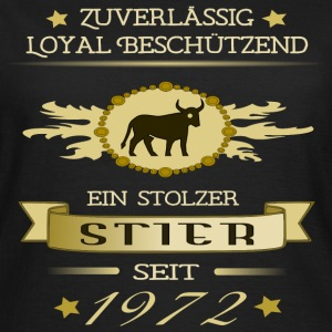 Stier 1972 T-Shirts - Frauen T-Shirt