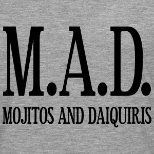 MAD - Mojitos and Daiquiris Langarmshirts - Männer Premium Langarmshirt