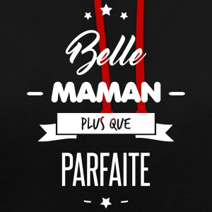 BELLE MAMAN PARFAITE Sweat-shirts - Sweat-shirt contraste