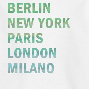 Metropole Berlin T-Shirts - Teenager T-Shirt
