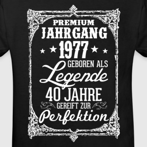 40-1977-legend - perfection - 2017 - DE Shirts - Kids' Organic T-shirt