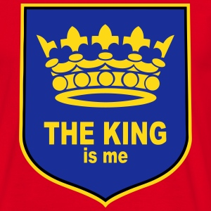 The King is me ! Tee shirts - T-shirt Homme
