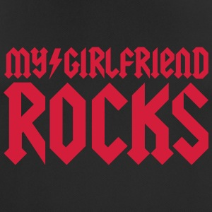 My girlfriend rocks Tee shirts - T-shirt respirant Homme