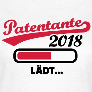 Patentante 2018 T-Shirts - Frauen T-Shirt