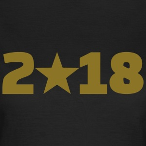 2018 T-Shirts - Frauen T-Shirt