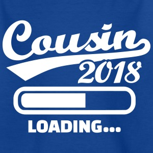 Cousin 2018 T-Shirts - Kinder T-Shirt