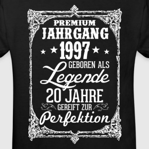 20 - 1997 - Legende - Perfektion - 2017 - DE T-Shirts - Kinder Bio-T-Shirt