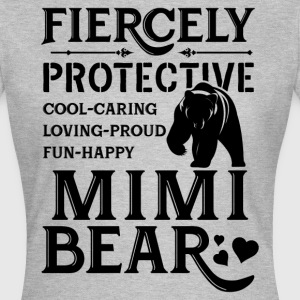 Fiercely Protective Mimi Bear T-Shirts - Women's T-Shirt