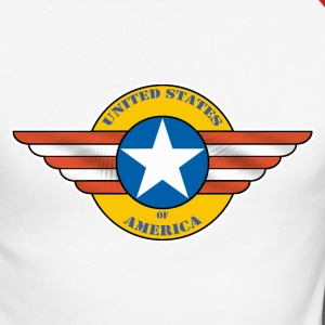 United States Army 02 Manches longues - T-shirt baseball manches longues Homme