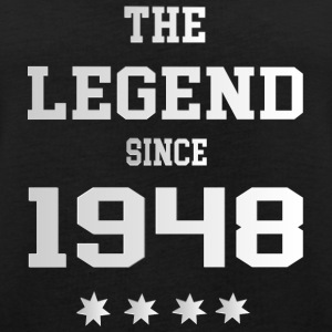 The Legend since 1948 T-Shirts - Frauen Oversize T-Shirt
