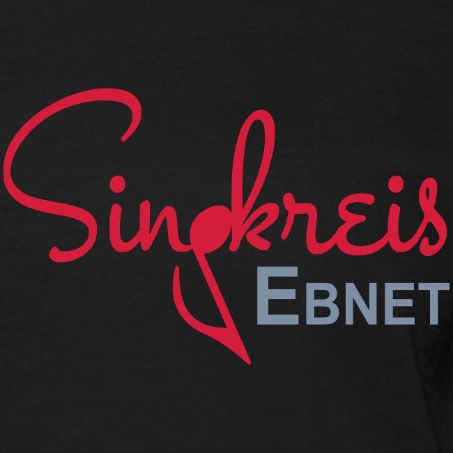 Singkreis OS Damen-T-Shirt schwarz