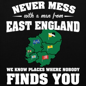 Countries East England Bags & Backpacks - Tote Bag