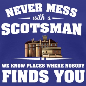 Countries Scotland T-Shirts - Women's Premium T-Shirt
