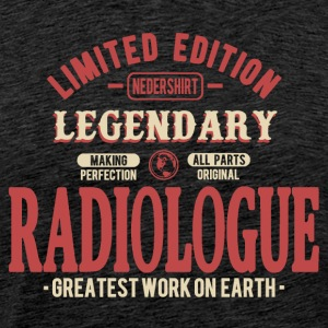 Radiologue Tee shirts - T-shirt Premium Homme
