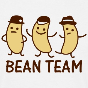 Bean Team T-shirts - T-shirt herr