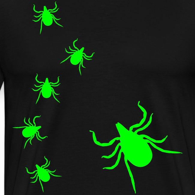 Zecken T-Shirt