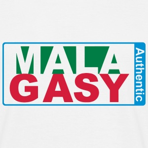 malagasy_authentic_cadre Tee shirts - T-shirt Homme