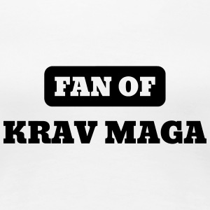 Krav Maga / Krav-Maga / Fight / Martial Art T-shirts - Vrouwen Premium T-shirt