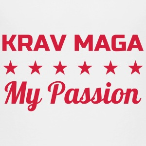Krav Maga / Krav-Maga / Fight / Martial Art T-shirts - Premium-T-shirt barn
