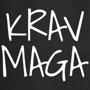 Krav Maga / Krav-Maga / Fight / Martial Art Kookschorten - Keukenschort