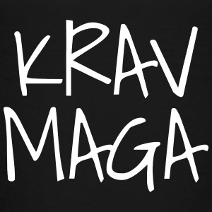 Krav Maga / Krav-Maga / Fight / Martial Art Shirts - Teenager Premium T-shirt