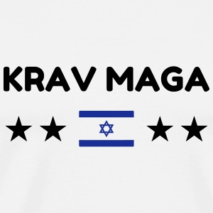 Krav Maga / Krav-Maga / Fight / Martial Art T-shirts - Mannen Premium T-shirt