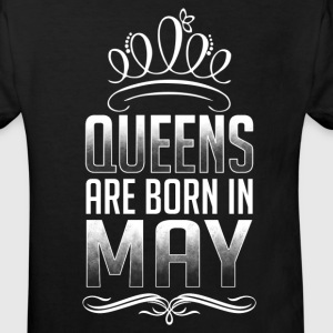 May - Queen - birthday - 3 - EN Shirts - Kids' Organic T-shirt