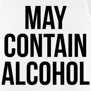 May Contain Alcohol Funny Quote Sportbekleidung - Männer Tank Top atmungsaktiv