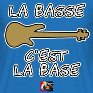 LA BASSE, C'EST LA BASE - JEUX DE MOTS