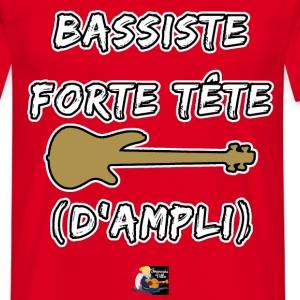 BASSISTE, FORTE TÊTE (D'AMPLI) - JEUX DE MOTS