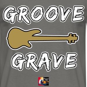 GROOVE GRAVE - JEUX DE MOTS - FRANCOIS VILLE