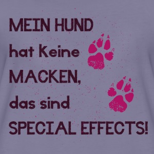 special effects pink T-Shirts - Frauen Premium T-Shirt