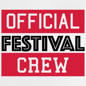 Official Festival Crew 2c Baby T-Shirts - Baby T-Shirt