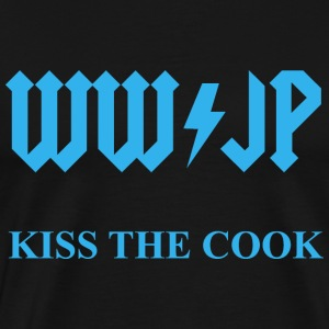 Kiss the cook! - T-shirt Premium Homme