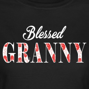 Blessed Granny T-Shirts - Women's T-Shirt