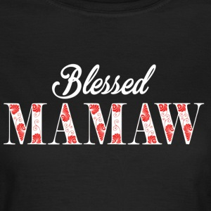 Blessed Mamaw T-Shirts - Women's T-Shirt