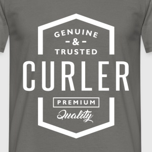 Curler - Men's T-Shirt