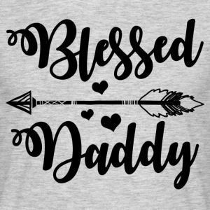 Blessed Daddy T-Shirts - Men's T-Shirt