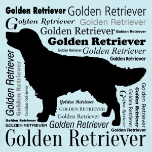Golden Retriever - Männer T-Shirt