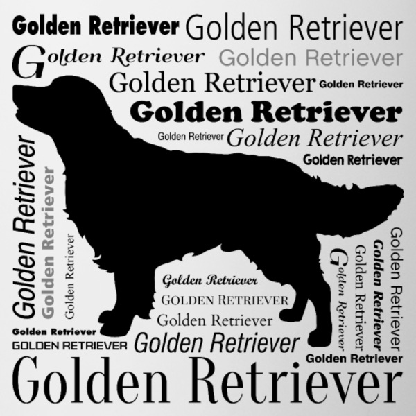 Golden Retriever - Tasse
