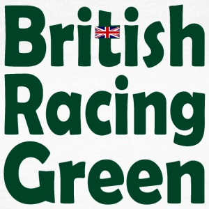 British Racing Green - Women's T-Shirt