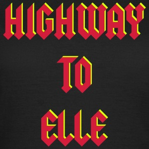 Highway To Elle Tee shirts - T-shirt Femme