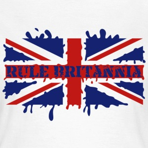 Rule Britannia - Women's T-Shirt